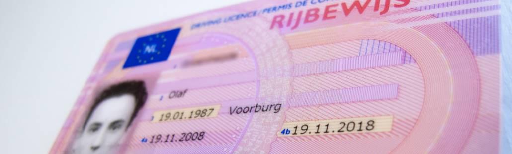 code 01.06 op het rijbewijs